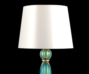 EDWARDO Murano Glass Table Lamp