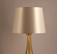 Load image into Gallery viewer, FARO Murano Glass Table Lamp