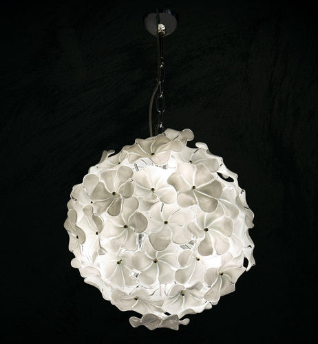 FIORE Murano Glass Chandelier