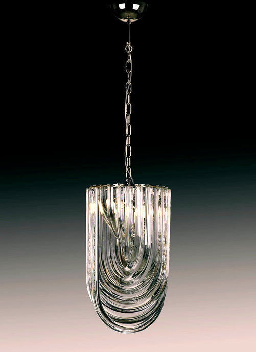 LOOP Murano Glass Chandelier