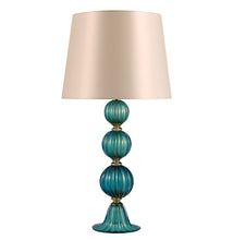 Load image into Gallery viewer, SICILY Murano Glass Table Lamp