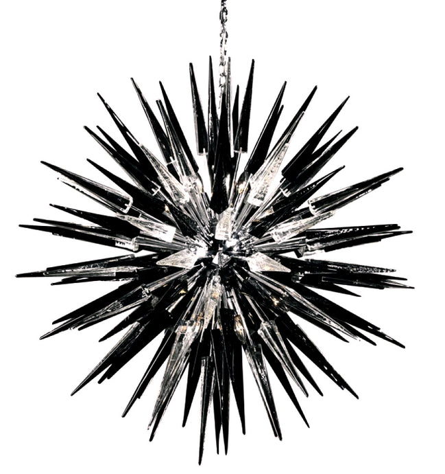 SPUTNIK Murano Glass Chandelier