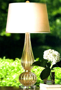 TREVISO Murano Glass Table Lamp