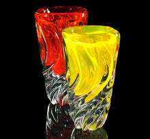 Load image into Gallery viewer, BATTILO Murano Glass Vase