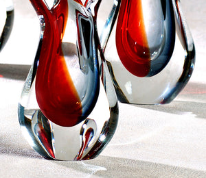FIFI Murano Glass Vase