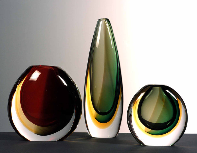 MILA Murano Glass Vase