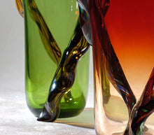 Load image into Gallery viewer, MORISE Murano Glass Vase