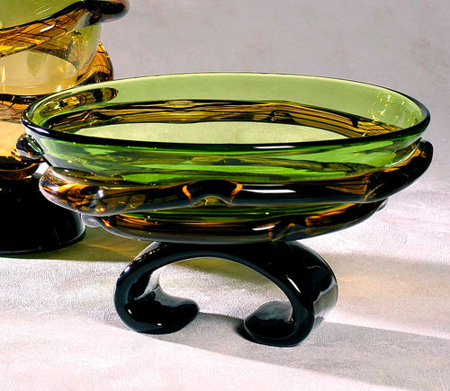 MORISE Murano Glass Bowl
