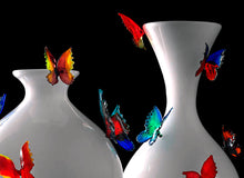Load image into Gallery viewer, FARFALLE Murano Glass Vase