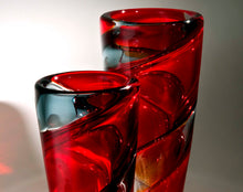Load image into Gallery viewer, SPIRALE Murano Glass Vase