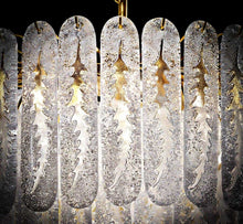 Load image into Gallery viewer, FERNS Murano Glass Chandelier