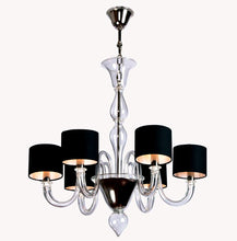 Load image into Gallery viewer, FLOW Murano Glass Chandelier