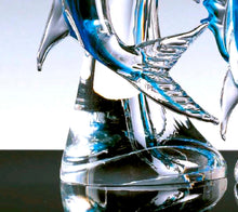 Load image into Gallery viewer, BLUE MARLIN Murano Glass Sculpture