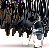 Load image into Gallery viewer, BUFFALO Murano Glass Sculpture