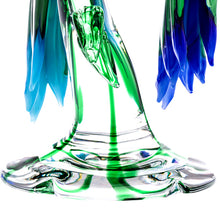 Load image into Gallery viewer, MACAWS Murano Glass Sculpture