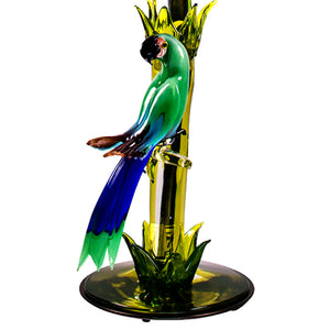 PARROTS Murano Glass Lamp