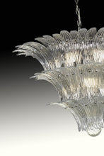 Load image into Gallery viewer, PALMETTE Murano Glass Chandelier
