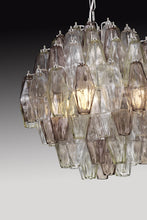 Load image into Gallery viewer, OPERA Murano Glass Chandelier