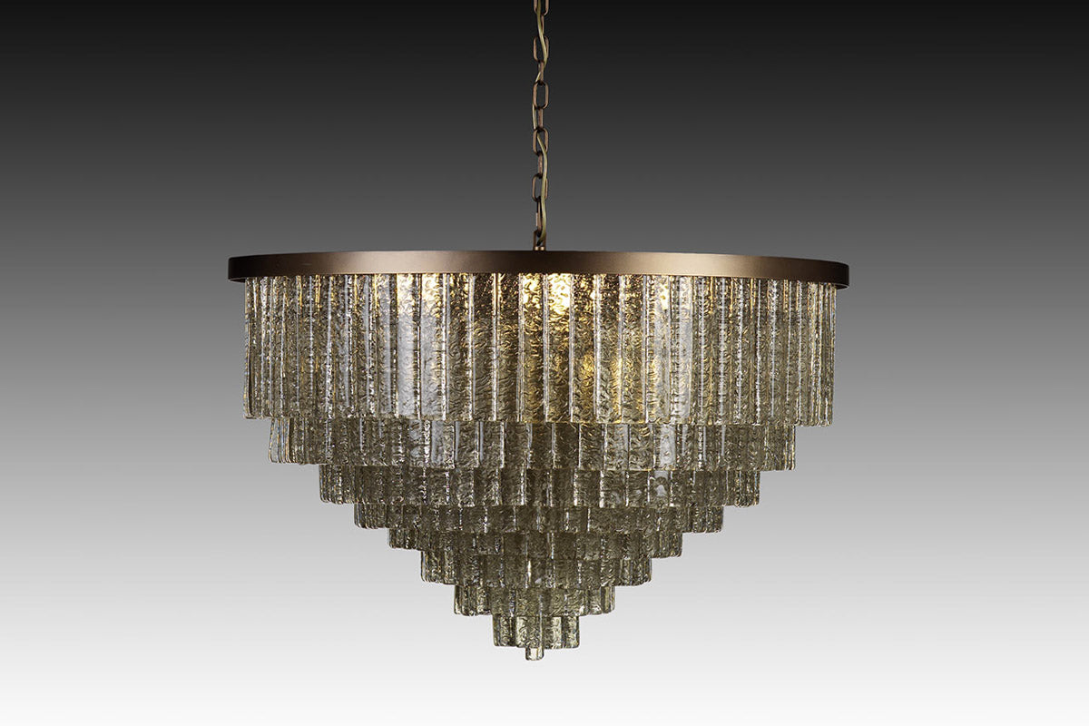 MARTELLA Murano Glass Chandelier