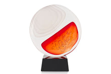 Load image into Gallery viewer, ORBIT Murano Glass Sculpture