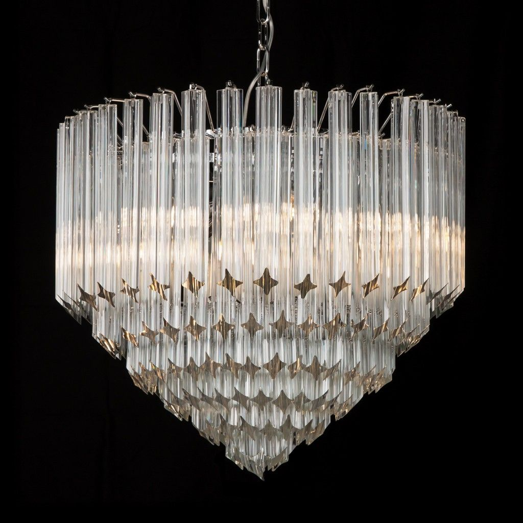 ATLANTA Murano Glass Chandelier