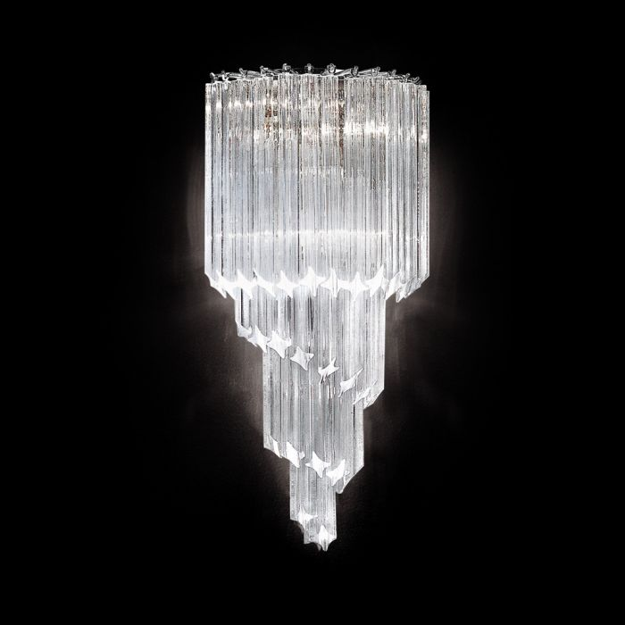 MILANO TIER Murano Glass Wall Light