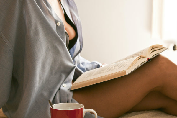 The Best Erotica to Read While You're Stuck at Home