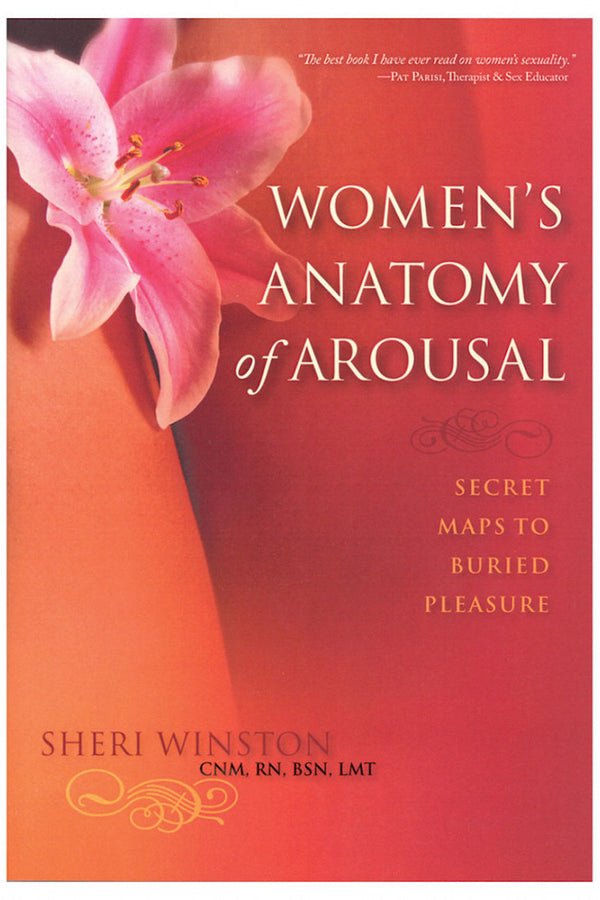 Womens Anatomy of Arousal | Anya Lust