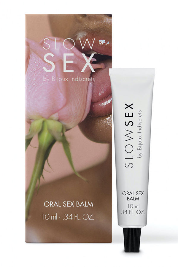 Slow Sex Oral Balm