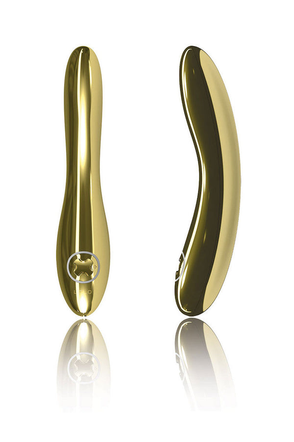 Lelo Inez 24K Gold Vibrator | Luxury Sex Toy | Anya Lust