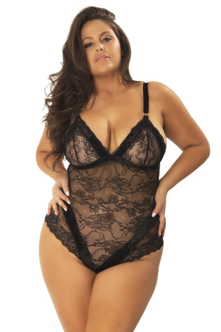 Plus Size Luxury Lingerie