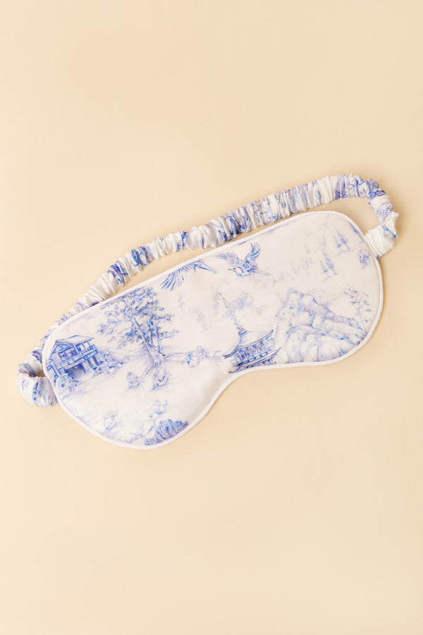 Brindisi Sleep Mask | Derek Rose London | Anya Lust