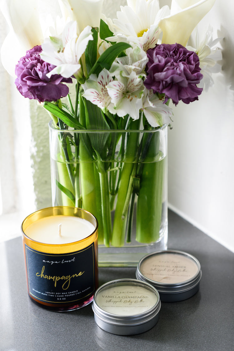 Shop Luxury Candles at Anya Lust