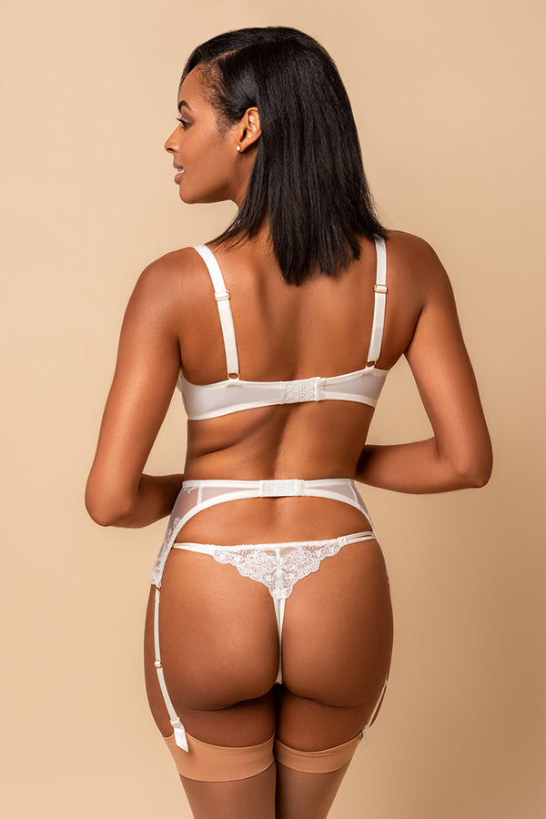 Chantal Lace Bridal Lingerie Set