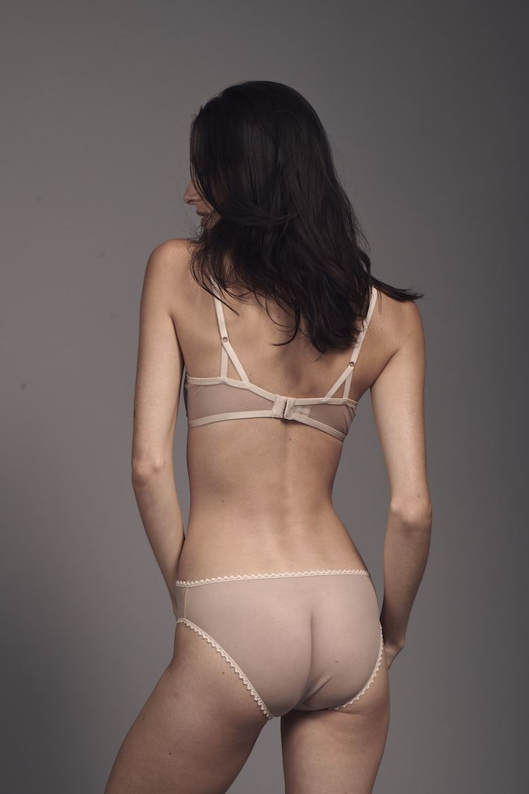See Through Underwear | Anya Lust