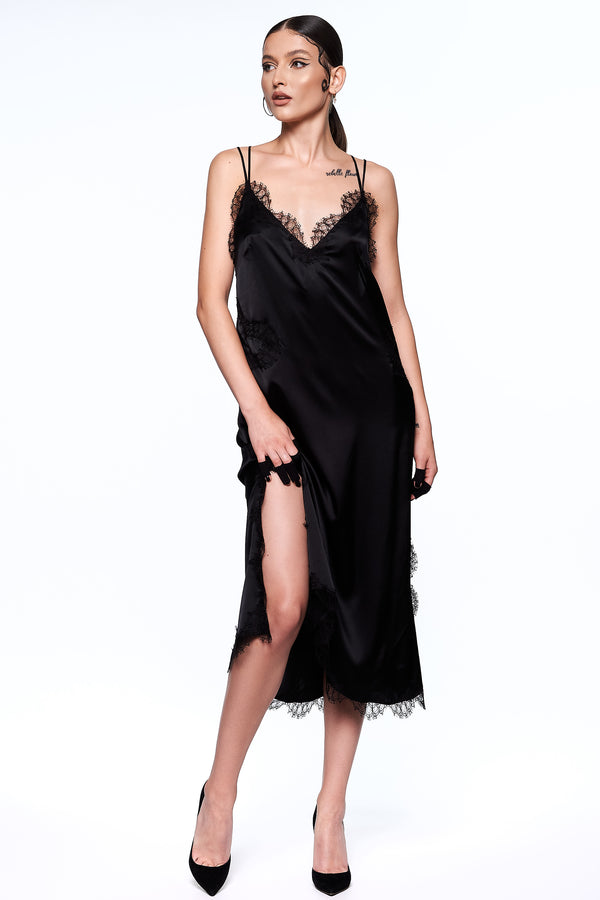 Lilitus Midi Slip Dress