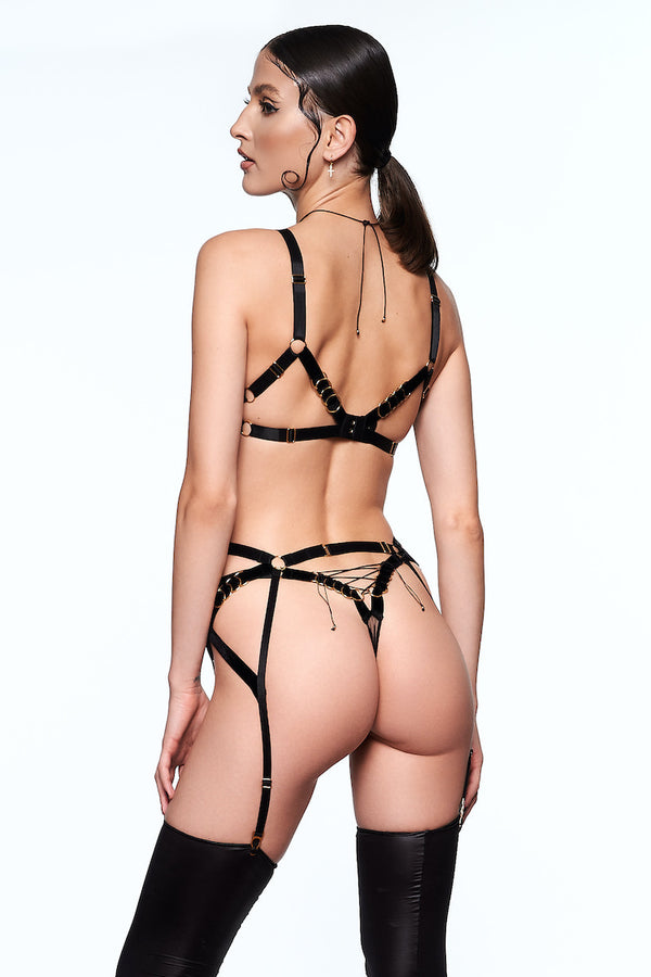 Lustful Lingerie Set