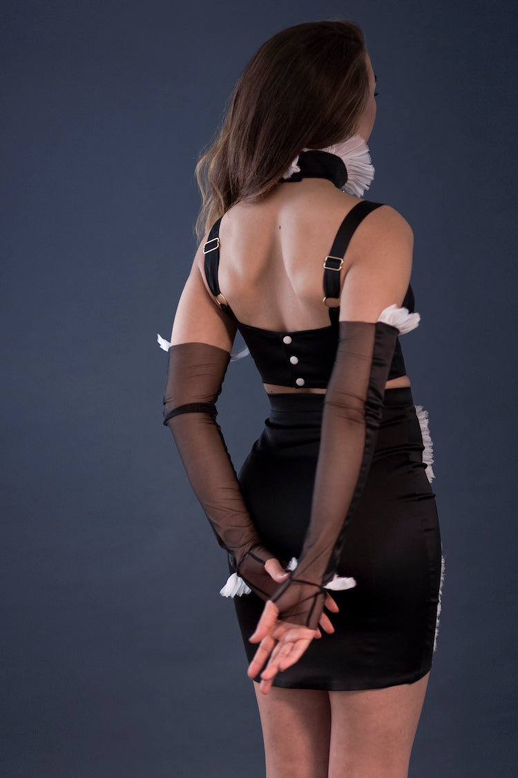 French Maid Outfit | Murmur | Anya Lust Roleplay