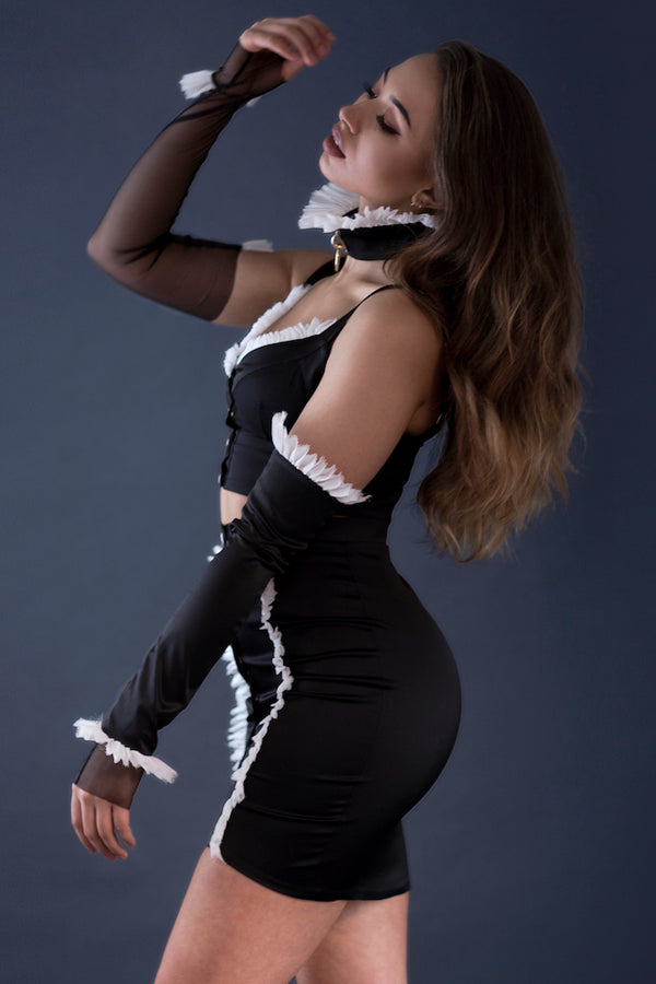 French Maid Outfit | Murmur Roleplay Collection | Anya Lust
