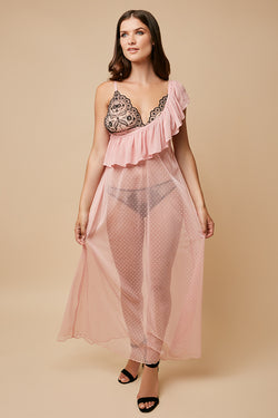 Goddess of Beauty Sheer Nightdress