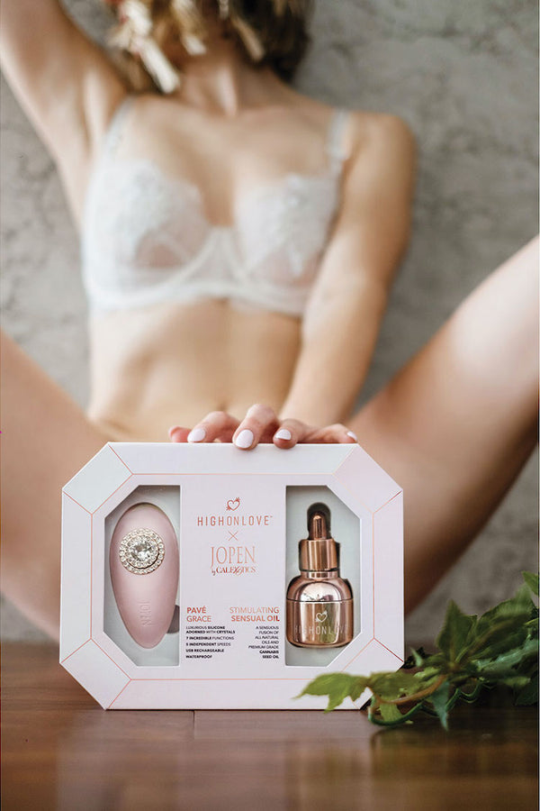 Objects of Desire Gift Set | Women's Sensual Wellness