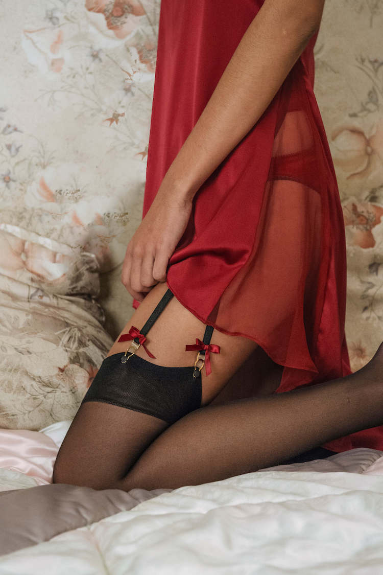 Mageia Silk Nightgown