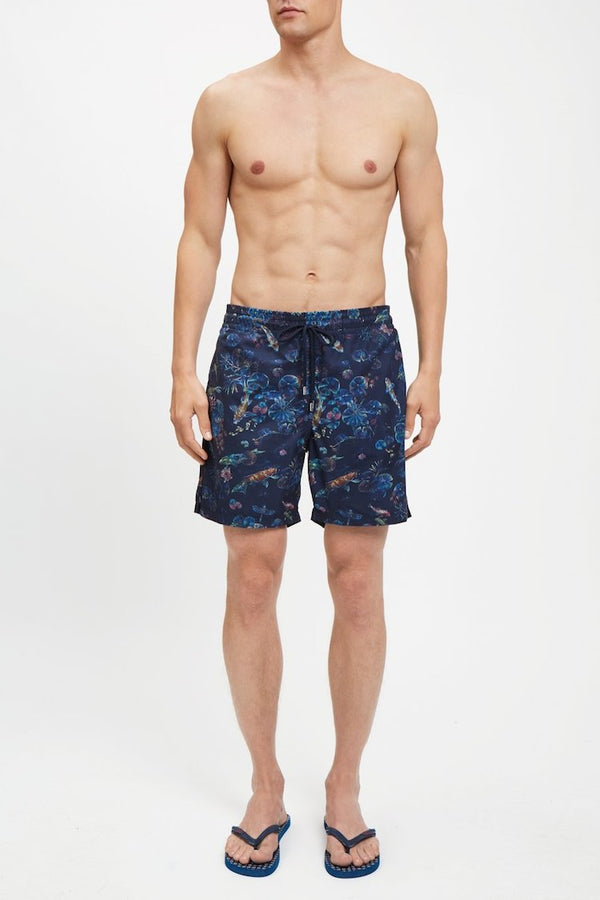 Men's Swim Shorts Maui Multi | Derek Rose | Anya Lust Swim