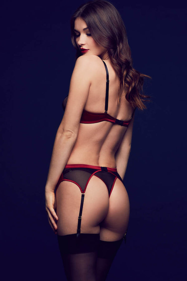 Odette Lace Thong