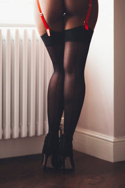 Provoke Backseam Stockings