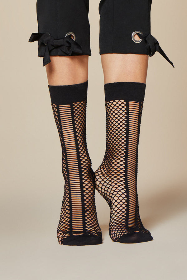 Scala Fishnet Socks | Fiore | Anya Lust