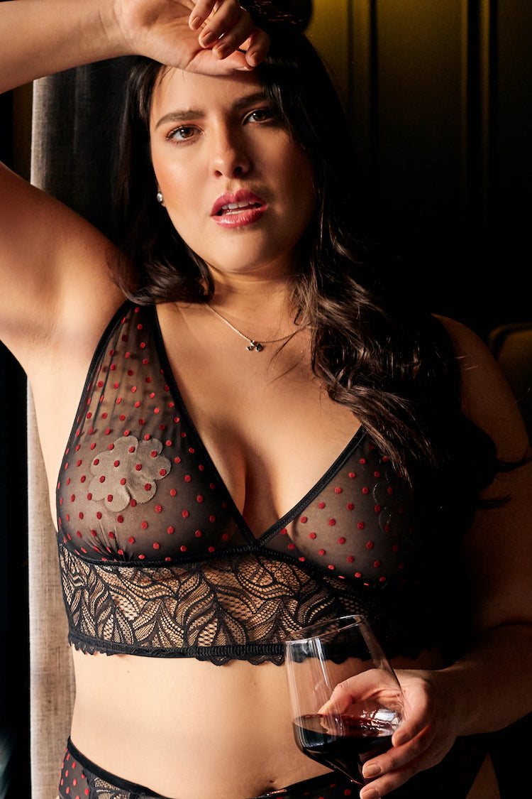 luxury bra | plus size lingerie