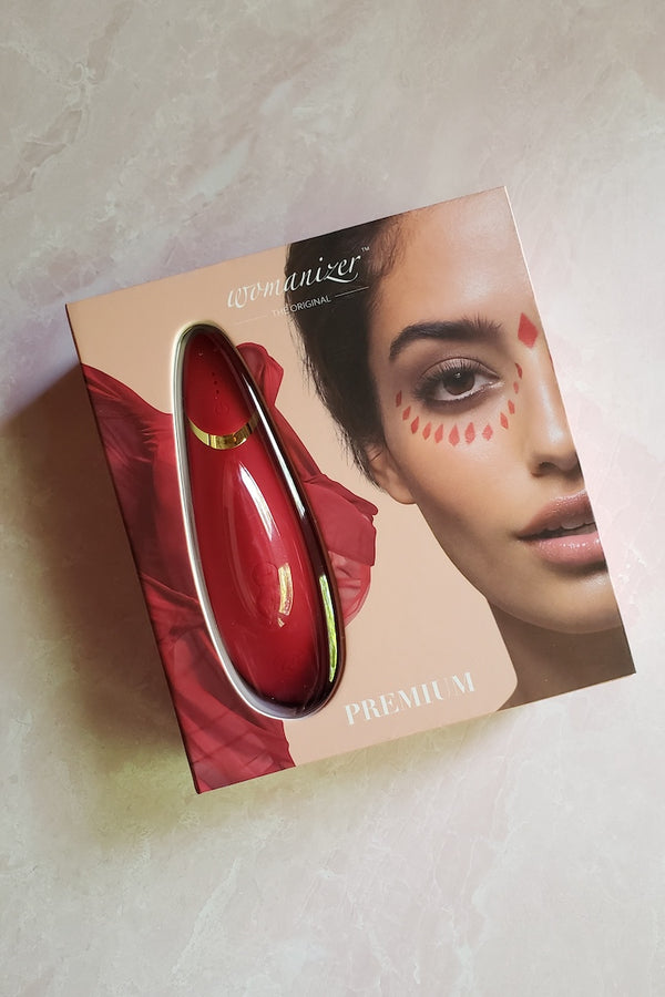 Womanizer premium red