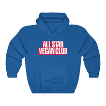 Load image into Gallery viewer, All Star Vegan Club 3D Unisex Hoodie