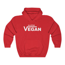 Load image into Gallery viewer, All Star Vegan Skate Unisex Hooded Sweatshirt - AllStarVegans